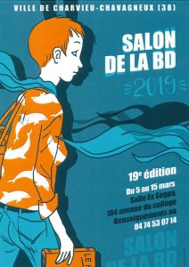 Salon de la BD 2019 @ Salle Ex Segpa