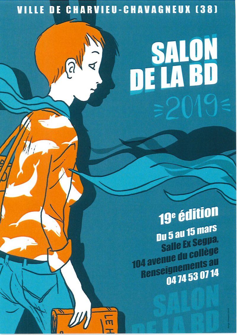 Salon de la BD 2019