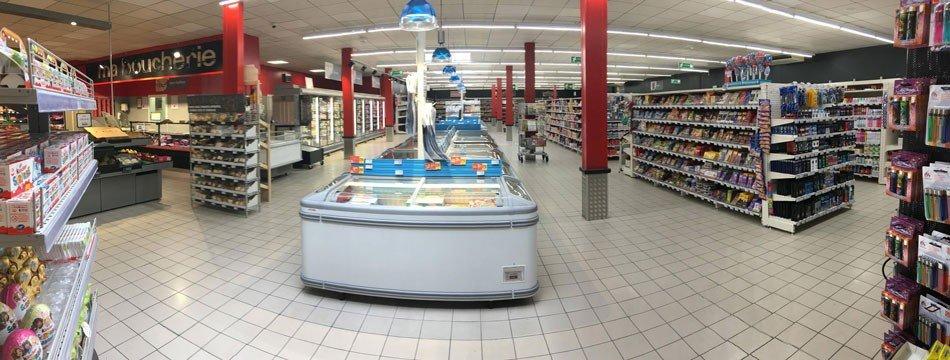 Supermarché Coccinelle : une nouvelle enseigne de proximité