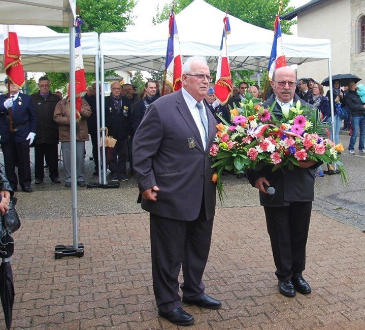 Commémoration de la Victoire du 8 mai 1945 - Discours de Gérard Dézempte