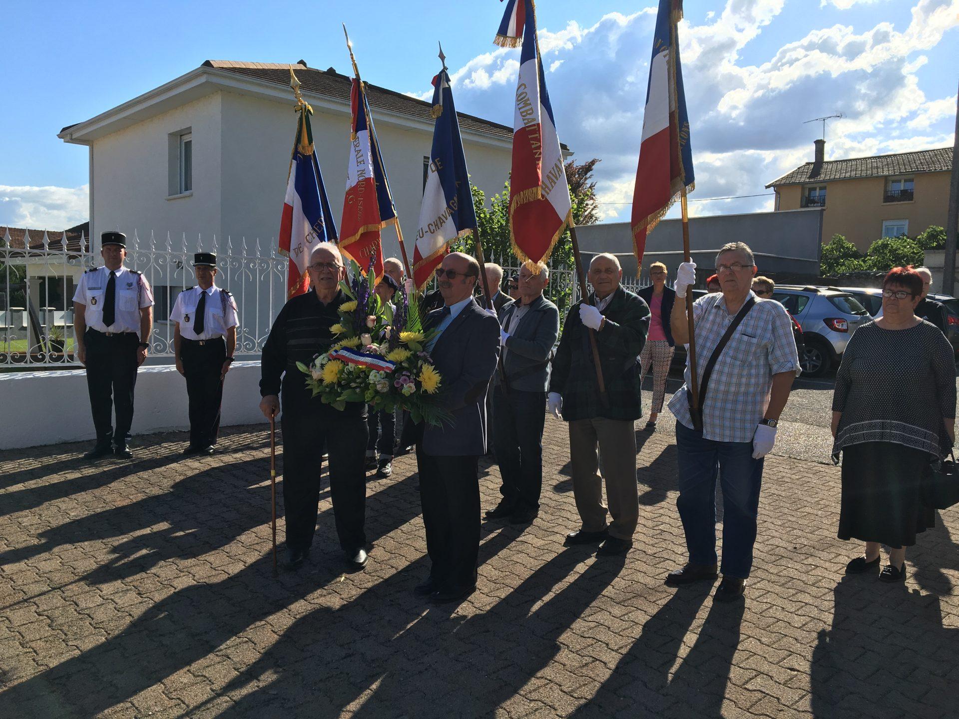 Cérémonie d'hommage aux morts pour la France en Indochine du 12 juin 2019 - Discours de Gérard Dézempte