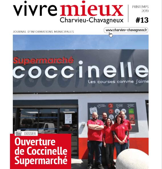 Vivre Mieux à Charvieu-Chavagneux n°13 est arrivé !