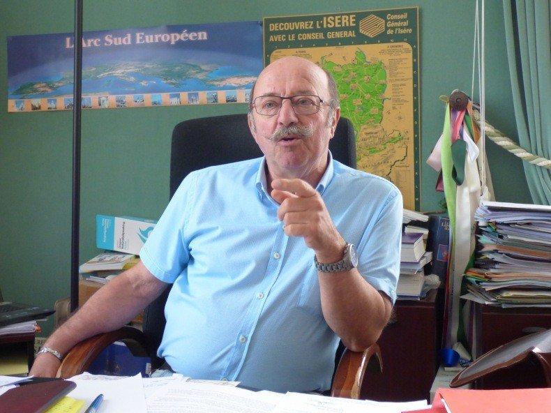 Gérard Dézempte répond à l'Essor sur la cohérence urbaine de la Commune et sur la question du Tram-Train