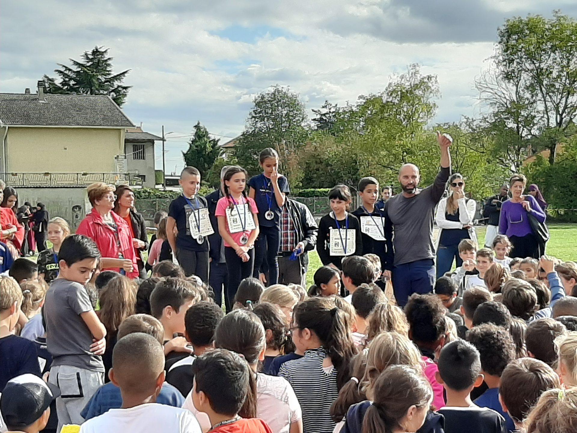 Courseton 2019 : ambiance sportive et conviviale pour les écoliers