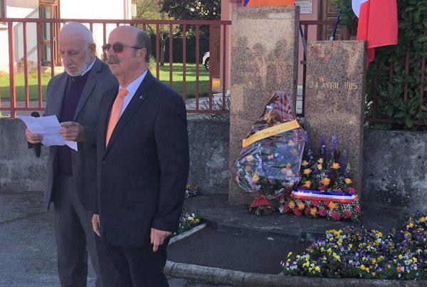Etchmiadzine souffle sa 2 704ème bougie à Charvieu-Chavagneux