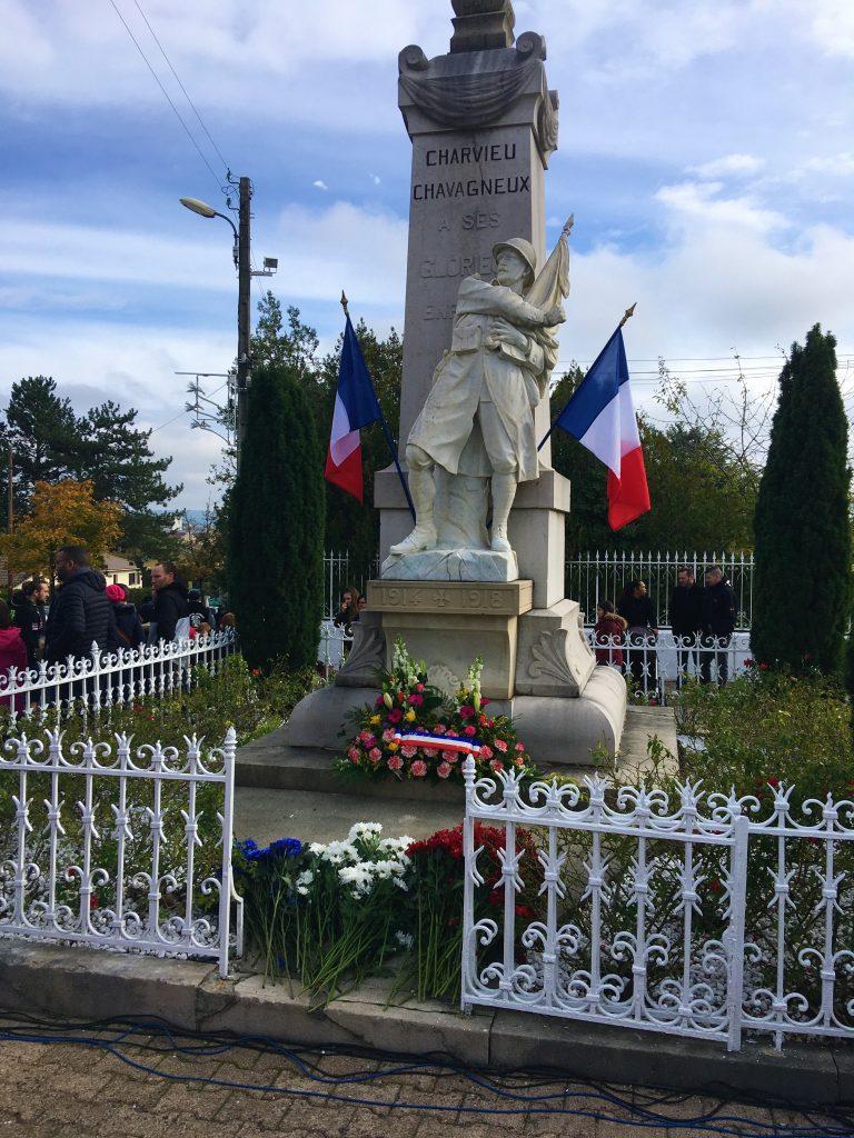 11 novembre 2019 - Une cérémonie exceptionnelle pour l'Armistice
