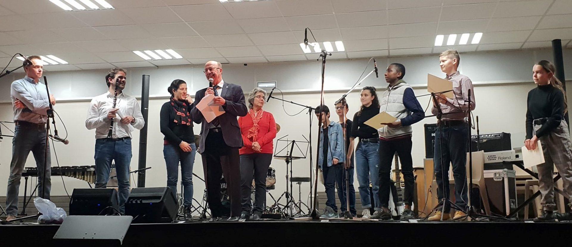 Concert de Noël à l'Ecole de Musique Municipale : des prestations remarquables