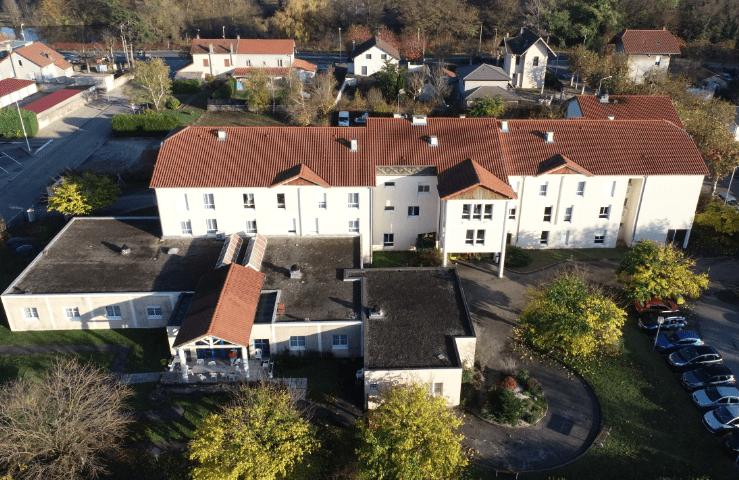 Réunion publique sur la relocalisation de l'EHPAD dans le parc Bernascon le 28/01/2020
