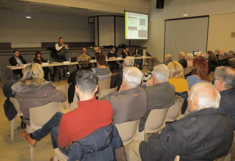 Le nouvel établissement pour personnes âgées sera reconstruit dans le parc Bernascon - Retour sur la réunion publique de concertation