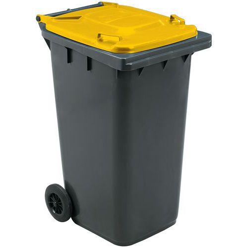 Pas de collecte des poubelles jaunes le jeudi 2 avril à Charvieu-Chavagneux
