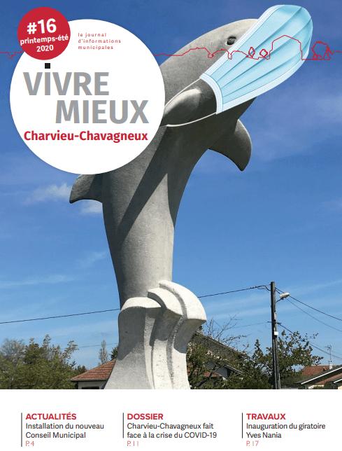 Vivre Mieux - le Magazine municipal Printemps-Eté 2020 est arrivé !