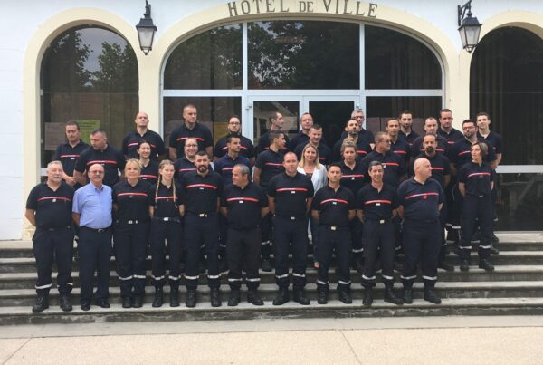Soutenons la campagne de distribution des calendriers des pompiers !