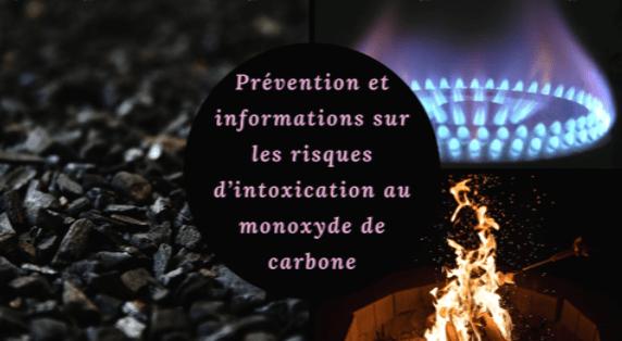 Campagne de prévention et d'information sur les risques d'intoxication au monoxyde de carbone