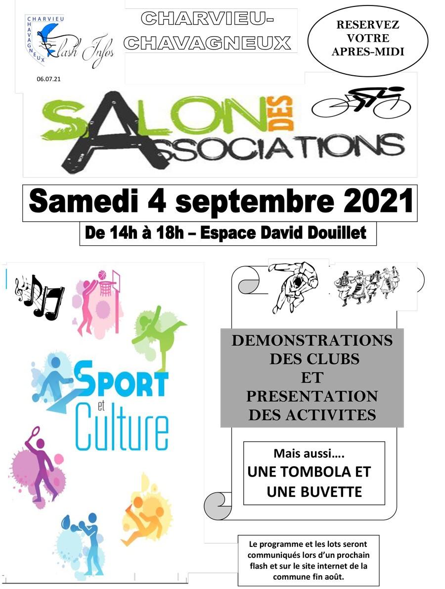 Salon des associations 2021