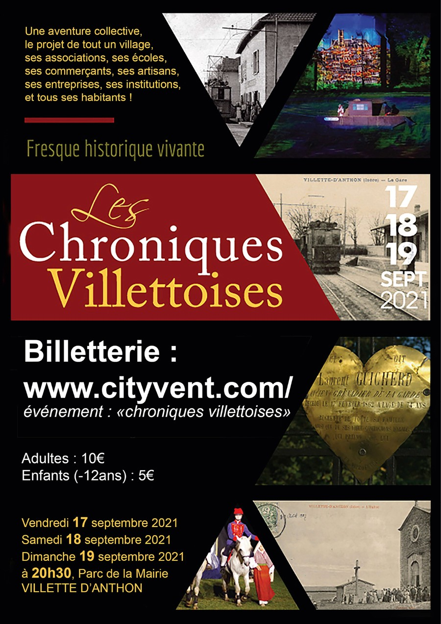 Les Chroniques Villettoises